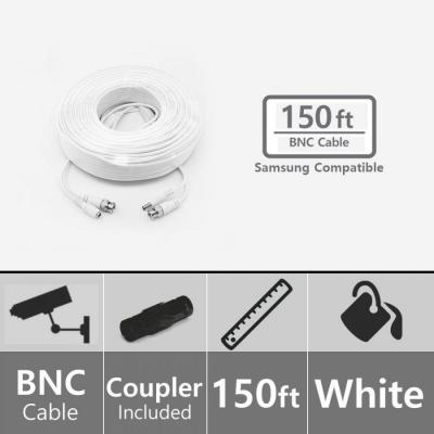 SOLTECH STS-NWCB150 150FT BNC VIDEO/POWER CABLE