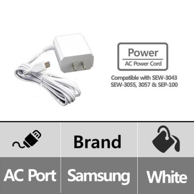 SAMSUNG WISENET HXAD050150-U03 - AC POWER ADAPTER FOR BABY MONITOR SEW-3043, SEW-3053, SEW-3055 AND SEW-3057