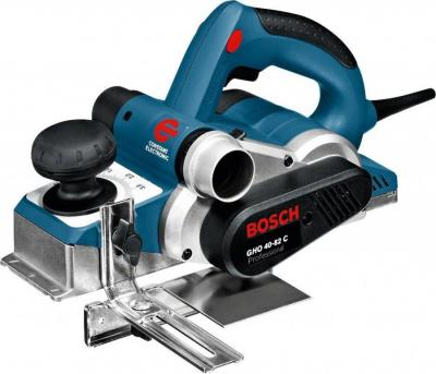 Bosch Professional  GHO 40-82 C planer additional knife, case, 850 watts, planing width: 82 mm, 220 VOLTS NOT FOR USA