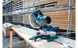 Bosch Professional GCM 800 SJ Panel saw  (circular saw blade, Allen, saw blade diameter: 216 mm,1400 Watt) 220 VOLTS NOT FOR USA