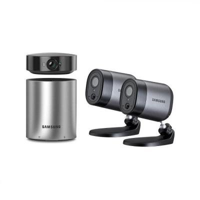SAMSUNG WISENET SNA-R1120W - SMARTCAM A1 OUTDOOR/INDOOR HOME SECURITY CAMERA