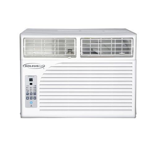 soleus air wm1 15e 02 15 000 btu 115 volt window air conditioner 220 240 volts mult. Black Bedroom Furniture Sets. Home Design Ideas