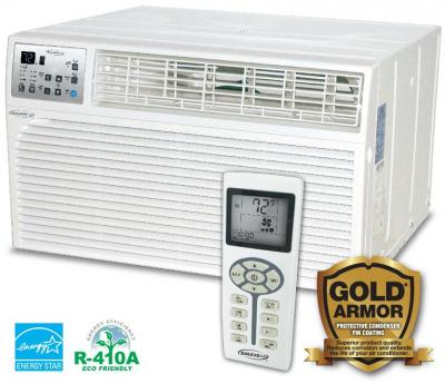 Soleus Air® TTWM1-10-01 10,000 BTU 208/230-Volt Through the Wall Air Conditioner with Heat
