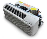 Soleus Air® HCC-C09HP-A 9,000 BTU 208/230-Volt Packaged Terminal Air Conditioner
