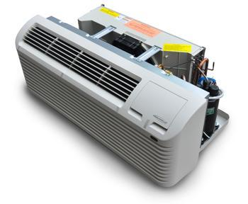 Soleus Air® HCC-C12HP-A 12,000 BTU 208/230-Volt Packaged Terminal Air Conditioner with Heat