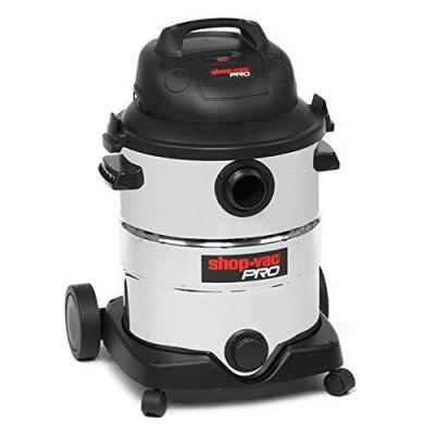 Shop Vac 9273424 Pro Vacuum Cleaner, Plastic, 1800 W, 40 Liters, Silver NOT FOR USA