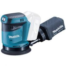 Makita DBO180Z Cordless Body Only Cordless Orbit Sander 220 VOLTS NOT FOR USA