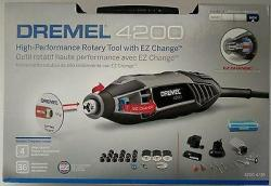 Dremel 4200-4/75 Corded Multi-Tool with Interchangeable Accessories 220 VOLTS NOT FOR USA