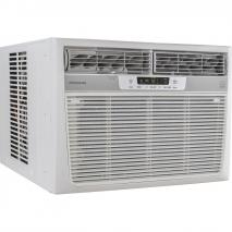 Frigidaire FFRE1533S1  15,100 BTU 115V Window-Mounted Median Air Conditioner with Temperature Sensing Remote Control 110 volts