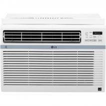 LG  LW1017ERSM  Energy Star 10,000 BTU 115V Window-Mounted Air Conditioner with Wi-Fi Control  110 VOLTS- Factory refurbish