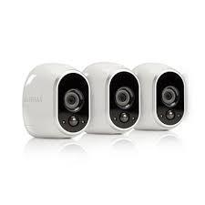 Arlo Smart Home Security System Wire-Free Cameras and Night Vision 110-240 VOLTS