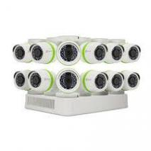 EZVIZ 16-Channel Surveillance System with 1080p DVR 110-240 VOLTS
