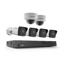 LaView LV-N9608C8E 8-Channel 4K HD IP NVR Surveillance System with 2TB Hard Drive