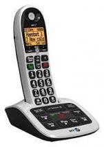 BT 4600 Big Button Advanced Call Blocker Cordless Home Phone 220 VOLTS NOT FOR USA