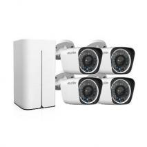 LaView LV-PWB2020-W 8-Channel 1080p Wi-Fi Wireless NVR Surveillance System with 1TB Hard Drive 110-220 VOLTS