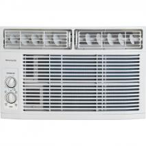 Frigidaire FFRA0611R1 6,000 BTU Window-Mounted Mini-Compact Air Conditioner with Mechanical Controls 115 VOLTS