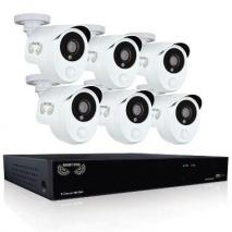 Night Owl HD201-86P-B 8-Channel Surveillance System with 1080p DVR 110-220 VOLTS