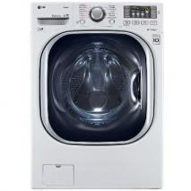LG 4.5 cu. ft. Ultra-Large Capacity TurboWash Washer with NFC Tag-On Technology - WM4370HWA White 110 VOLTS ONLY FOR USA
