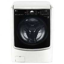 LG 4.5 cu.ft. Ultra-Large Capacity with On-Door Control Panel and TurboWash - WM5000HWA White 110 VOLTS ONLY FOR USA