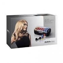 BaByliss BAB3031BU Pro Heated Ceramic Roller Set - Pack of 30 Pieces 220 VOLTS NOT FOR USA