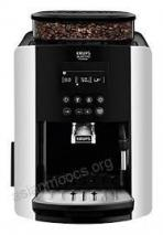 Krups Arabica Digital EA817840 Automatic Espresso Bean to Cup Coffee Machine, Silver 220 VOLTS NOT FOR USA
