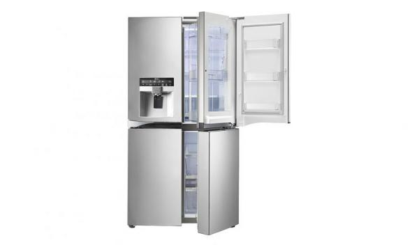 Lg Gr J33fwchl 4 Door French Door Refrigerator With Door In Door 220