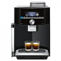 Siemens EQ.9 s300 TI913539DE Fully Automatic Coffee Machine (1500 Watt, Integrated Milk System, One Touch, Cleaning Program, Double Cup Cover,) Black  (220-240 VOLTS  NOT FOR USA)