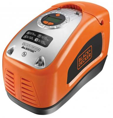 Black & Decker ASI300 Pump Station  Tyre Inflator 12/230 VOLTS NOT FOR USA