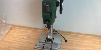 Bosch PBD 40 BENCH DRILL 220 VOLTS NOT FOR USA