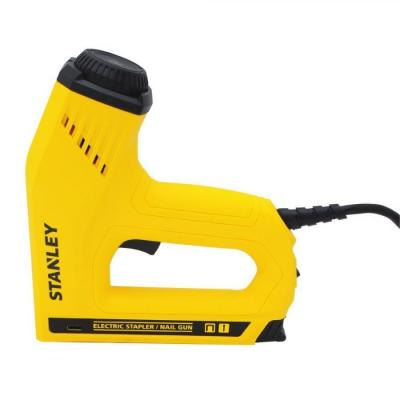 Stanley TRE550Z Heavy Duty Electric Staple/Nail Gun - Multi-Colour 220 volts not for usa