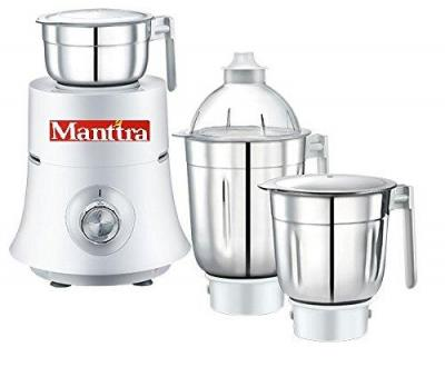 Prestige Manttra Teon Star New Powerful 750W Mixer Grinder 110 Volts ONLY FOR USA