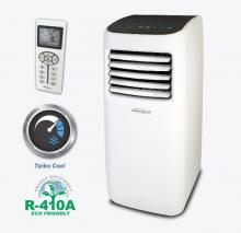 Soleus Air PSR-08-01 8,000 BTU Portable Air Conditioner With Dehumidifier And Fan Option (Cooling Only) 60Hz 115 Volts ONLY FOR USA