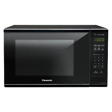 Panasonic NN-SU676B 1.3 cu. ft. Countertop Microwave Oven 110 VOLTS  (ONLY FOR USA)