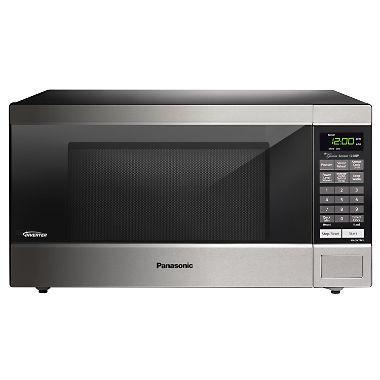 Panasonic SN744SA 1.6-cu. ft. Microwave Oven, Stainless Steel  110 VOLTS  (ONLY FOR USA)