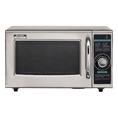 Sharp SHPR-21LCF Commercial Microwave Oven 110 VOLTS  (ONLY FOR USA)
