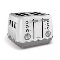 Morphy Richards 240109 Evoke 4 Slice Toaster 220 VOLTS NOT FOR USA