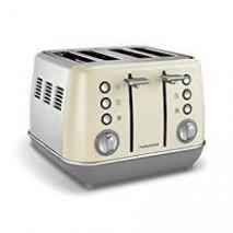 Morphy Richards 240107 Evoke 4 Slice Toaster 220 VOLTS NOT FOR USA