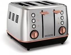 Morphy Richards 240116 Evoke 4 Slice Toaster 220 VOLTS NOT FOR USA