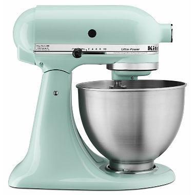 KitchenAid KSM95IC Ultra Power 4.5-Quart Tilt-Head Stand Mixer 110 VOLTS (ONLY FOR USA)