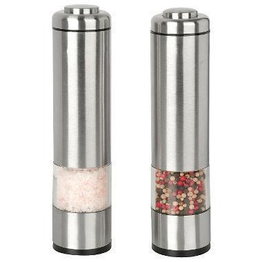 Kalorik PPG 26914 Salt and Pepper Grinder Set  110 VOLTS (ONLY FOR USA)
