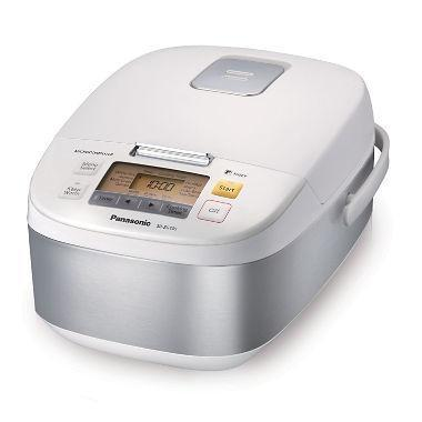 Panasonic SR-ZG105 Electric 10-Cup Rice Cooker and Multi-Cooker, White 110 VOLTS (ONLY FOR USA)