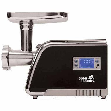 Open Country FG-325SK Digital Food Grinder  110 VOLTS (ONLY FOR USA)