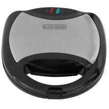 Black & Decker GBD1043-CL 3-In-1 Sandwich Waffle Maker & Panini Grill  220-240 VOLTS (NOT FOR USA).