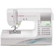Singer computer sewing machine Quantum Stylist 9960 220-240 VOLTS (NOT FOR USA)