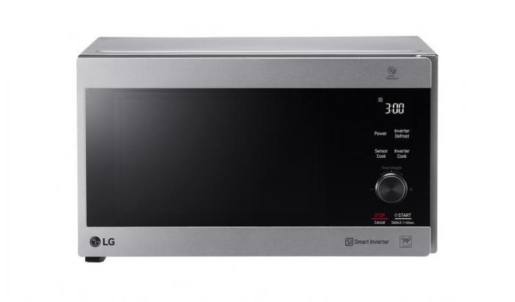 Lg Mh8265cis Microwave 42 Litres 230v 240v 50hz Not For Usa