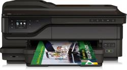 HP G1X85A Officejet 7612 (A3) Wide Format e-All-in-One Printer - Black 220-240 Volts NOT FOR USA