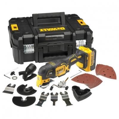 Dewalt DCS355M1-GB 18V Li-Ion Cordless Brushless Oscillating Multi-Tool 220-240 Volts NOT FOR USA