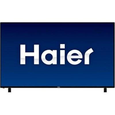 Haier 55E5500U 55-inch 4K Ultra HD LED TV - 3840 x 2160 - 60 Hz - (OPEN BOX) 110 Volts (ONLY FOR USA)