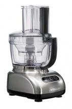 KitchenAid 5KFPM770ENK Artisan Food Processor - Brush Nickel
