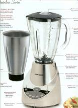 BLACK & DECKER  Stainless Steel Blender BL5901 220 volts